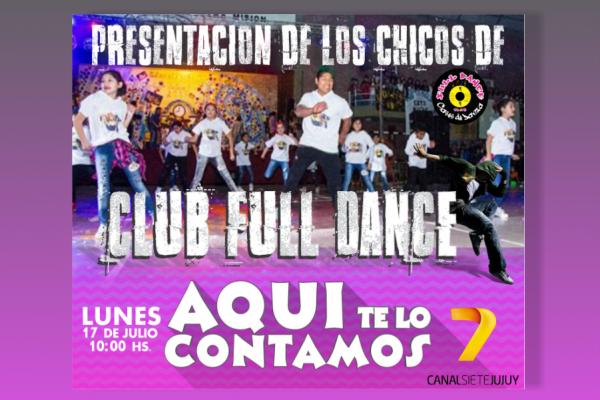 Banner Escuela de Baile en TV
