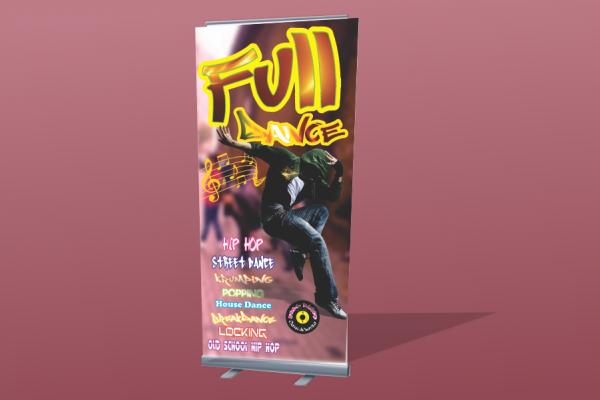 Banner Full Dance