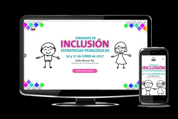 Inclusión Educativa Jujuy