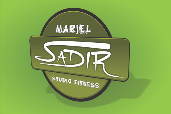 Logo Mariel Sadir Studio Fitness