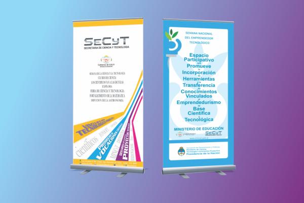 Banners Ciencia y Tecnología